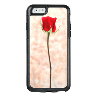 Beautiful Red Rose OtterBox iPhone 6/6s Case