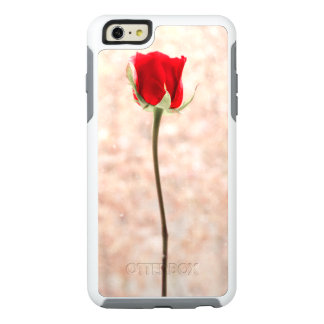 Beautiful Red Rose OtterBox iPhone 6/6s Plus Case