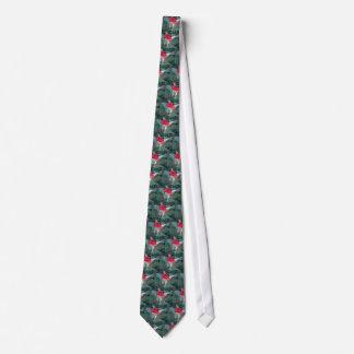 Beautiful Red Rosebud CricketDiane Roses Tie