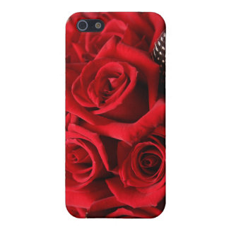 Beautiful Red Roses Case For iPhone 5/5S
