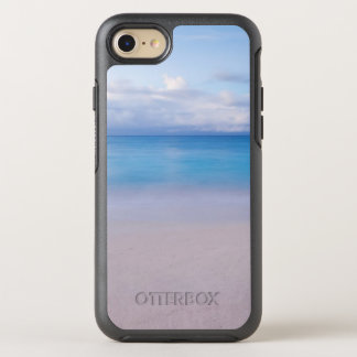 Beautiful Relaxing Ocean and Beach Paradise OtterBox Symmetry iPhone 8/7 Case