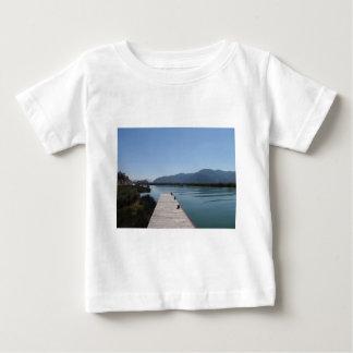 Beautiful River Baby T-Shirt