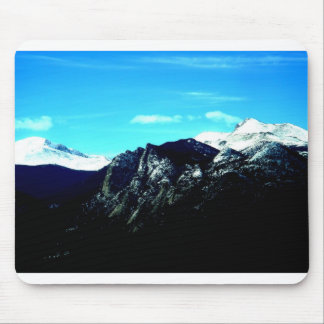 Beautiful Rocky Mountains in Colorado Mouse Pad
