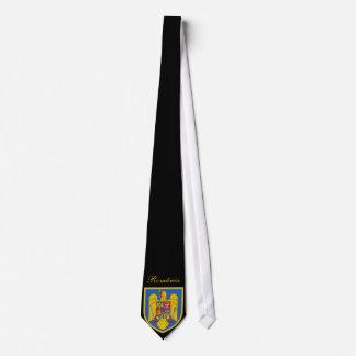 Beautiful Romania Flag Tie