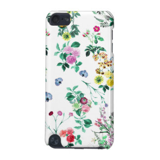Beautiful romantic Girly Flower Design iPod Touch 5G Case