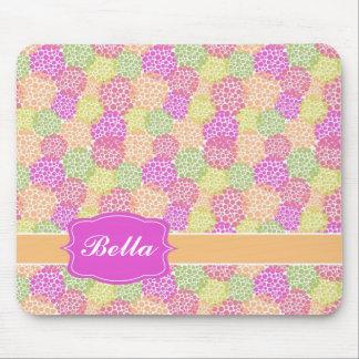 Beautiful romantic mousepad with cute pattern