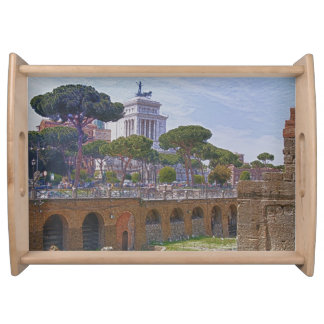 Beautiful Rome Serving Tray