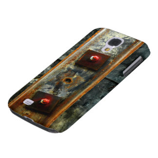 Beautiful rusted metal from construction site galaxy s4 case