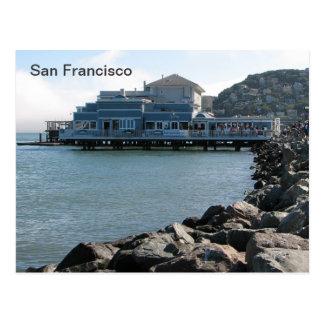 Beautiful San Francisco Postcard! Postcard