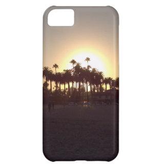 Beautiful Santa Barbara beach sunset iPhone 5C Case