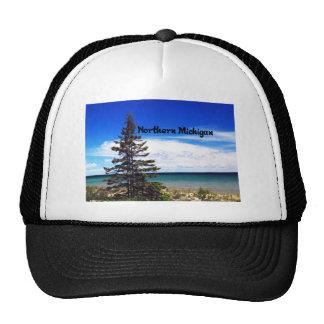 Beautiful scene from Northern Michigan Hats