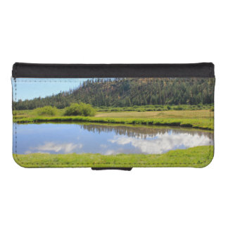 Beautiful Scenery iPhone 5/5s Wallet Case