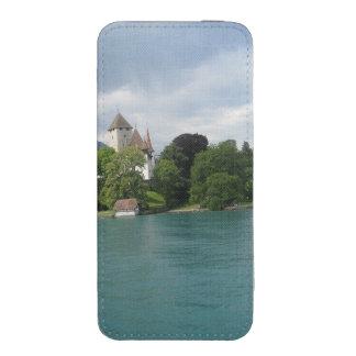 Beautiful scenery on Lake Thun