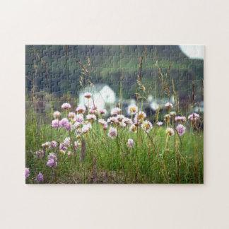Beautiful Scenic Scottish Landscape Picturesque Jigsaw Puzzle