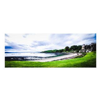 Beautiful Scottish Inchcolm Island Photo Print
