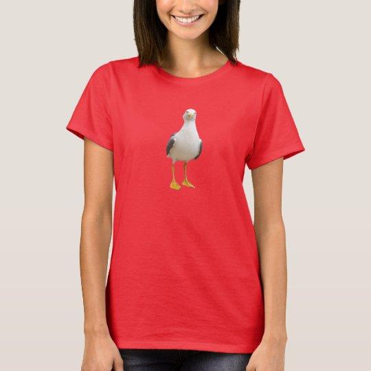 Beautiful Seagull T-shirt