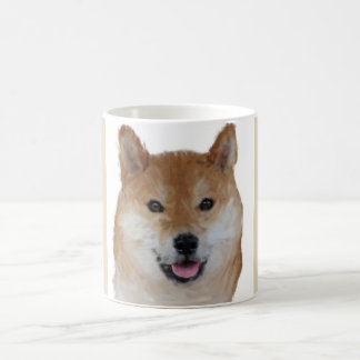 Beautiful Shiba Inu Mug