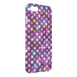 beautiful shiny stars iPhone 8/7 case