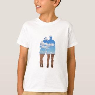 Beautiful silhouette T-Shirt