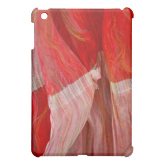 Beautiful Silk Scarf iPad Case