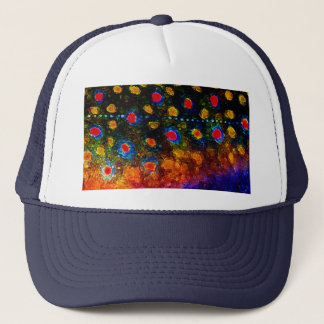 Beautiful Skin, Brook Trout Trucker Hat
