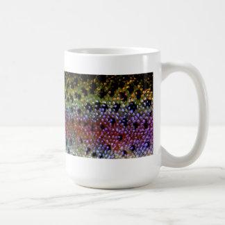 """Beautiful Skin, Rainbow Bronze"" by James Lady Coffee Mug"