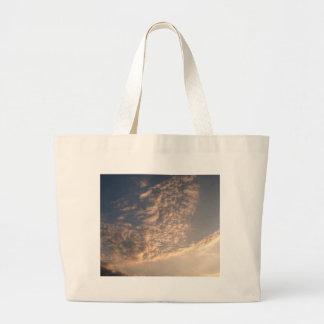 beautiful sky  and  cloud bag