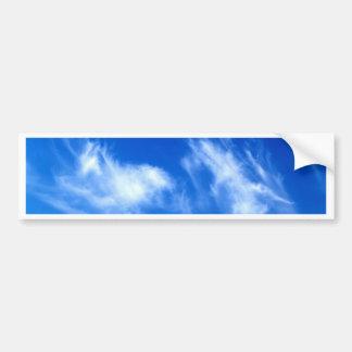 beautiful sky  and  cloud bumper sticker