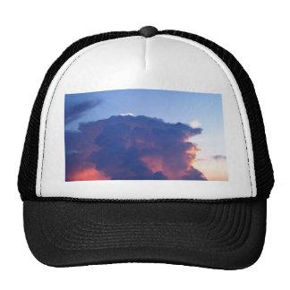 beautiful sky  and  cloud hats