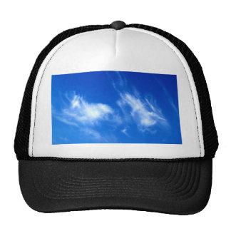 beautiful sky  and  cloud trucker hats