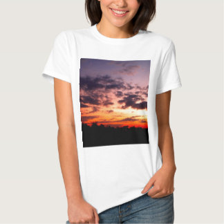 beautiful sky  and  cloud shirt