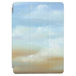 Beautiful Skyscape with Fluffy Clouds iPad Air Cover
