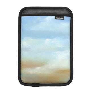 Beautiful Skyscape with Fluffy Clouds iPad Mini Sleeve
