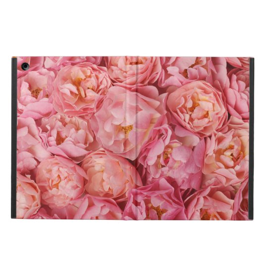 Beautiful small roses case for iPad air