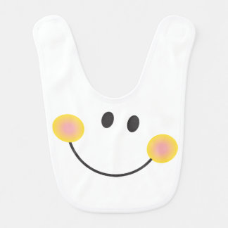 Beautiful smile bib