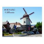 Beautiful Solvang Postcard! Postcard