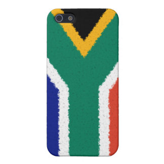 Beautiful South Africa Flag iPhone 5/5S Case