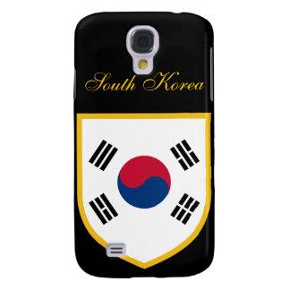 Beautiful South Korea Flag Galaxy S4 Case