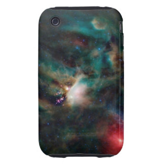 beautiful space image iPhone 3 tough covers