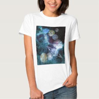 Beautiful Space Shirts