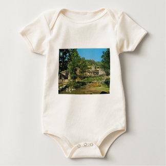 Beautiful Spain, tourist destination Baby Bodysuit