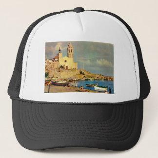 Beautiful Spain, tourist destination Trucker Hat