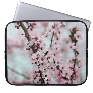 Beautiful Spring Cherry Blossom Computer Sleeves