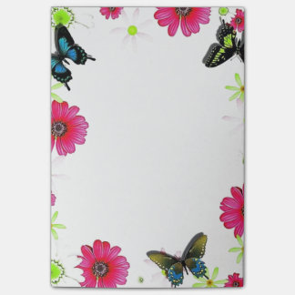 Beautiful Spring Post-it Notes