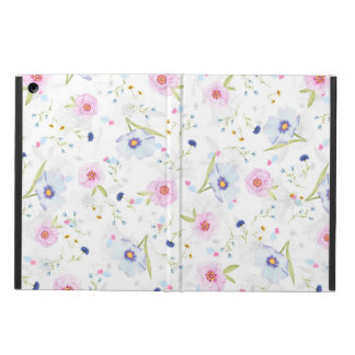 Beautiful Spring watercolor flowers by storeman. iPad Air Case