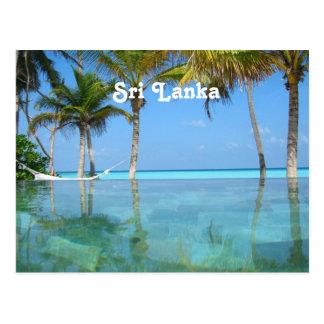 Beautiful Sri Lanka Postcard