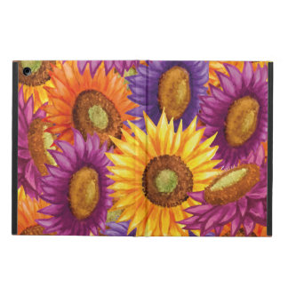 Beautiful Sun Flowers Case For iPad Air