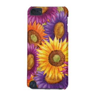 Beautiful Sun Flowers iPod Touch 5G Cover