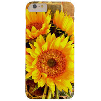 Beautiful Sunflower Bouquet iPhone 6 Plus Case