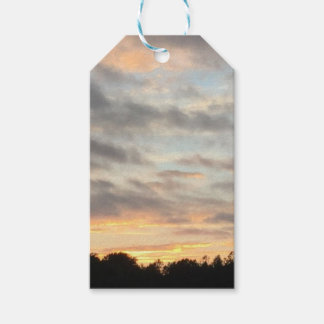 Beautiful Sunset Gift Tags